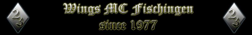 Wings MC Fischingen 1977 - Born Constancy